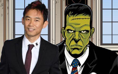 'Cha đẻ' vũ trụ The Conjuring James Wan bắt tay sản xuất phim quái vật của Universal