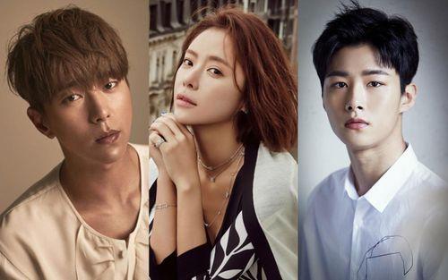 Hwang Jung Eum tái xuất, Yoon Hyun Min - Seo Ji Hoon trở thành tình địch trong phim hài lãng mạn mới của KBS2