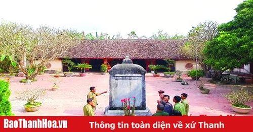 Về thăm Phủ Trịnh