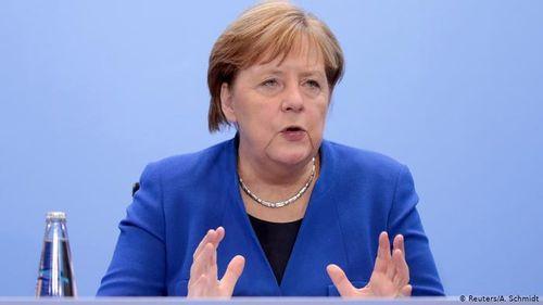 Thủ tướng Merkel dự đoán 70% dân số Đức sẽ nhiễm Covid-19