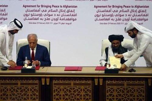 Hoan nghênh Thỏa thuận hòa bình giữa Hoa Kỳ và lực lượng Ta-li-ban
