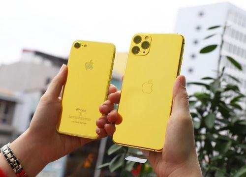 Royal Gift ra mắt phiên bản iPhone 11 Pro Max mạ vàng 24K
