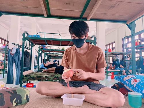 Diễn viên hài Dương Thanh Vàng cách ly tập trung