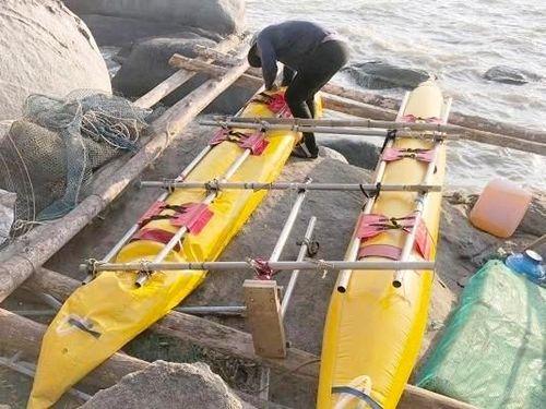 Cứu kịp thời 3 du khách Nga gặp nạn trên biển Kiên Giang