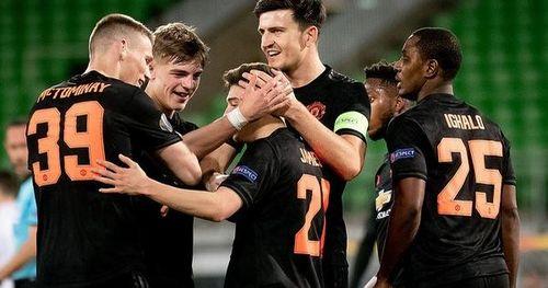 Đại náo đất Áo, Man United cầm chắc vé tứ kết Europa League