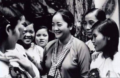 Nữ tướng Nguyễn Thị Định - một huyền thoại