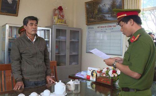 Phú Yên cảnh cáo Phó Giám đốc Sở Tài nguyên và Môi trường