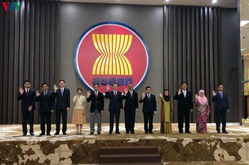 Nga ủng hộ sáng kiến của Việt Nam trong năm Chủ tịch ASEAN 2020