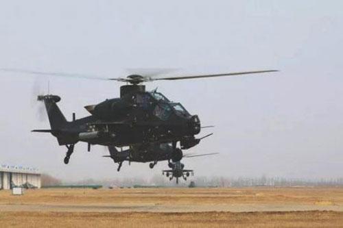 Quân đội Trung Quốc khoe trực thăng tiến công mới nhất, nhưng nó có gì đặc biệt?