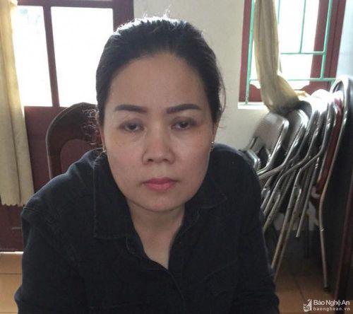Cảnh sát Nghệ An bắt nữ 'con bạc' trốn nã ròng rã 7 năm trời