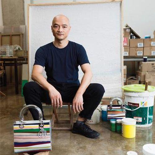 Nghệ sĩ Wang GuangLe: Người mang đến Chân dung mới của 'quý cô Dior'