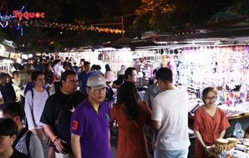 Hội An tạm dừng hoạt động chợ đêm