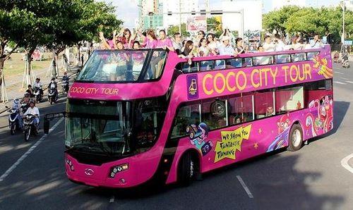 Huế sắp có xe ô tô 2 tầng chở khách du lịch trong đô thị