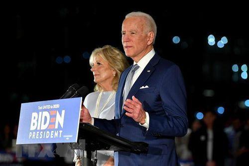 Bầu cử Mỹ 2020: Ông Biden thắng cử tại bang Washington