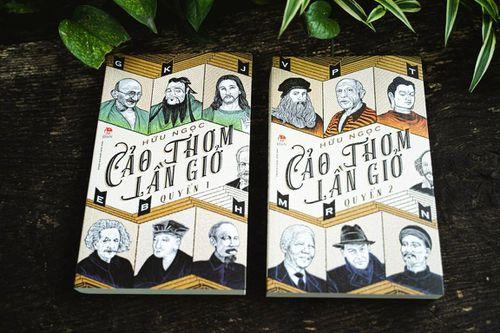 Nhà văn hóa Hữu Ngọc ra sách mới ở tuổi 102