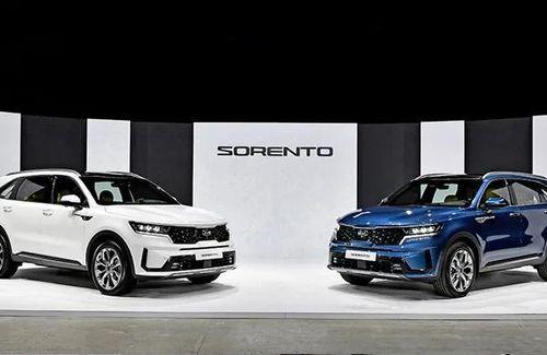 Kia Sorento 2021 ra mắt trực tuyến, giá từ 513 triệu đồng