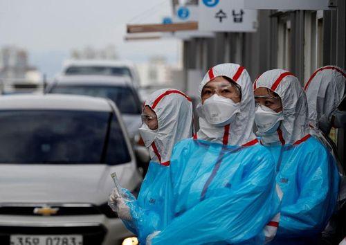 Thêm ổ dịch mới, Hàn Quốc ghi nhận ca nhiễm virus tăng trở lại