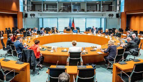 Bài phát biểu hiếm thấy của Thủ tướng Merkel vì dịch bệnh