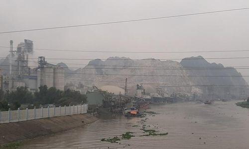Xi măng Xuân Thành khai thác khoáng sản trái phép: Có sự tiếp tay?