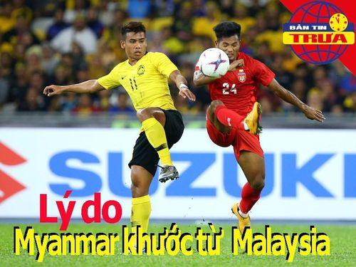 Lý do Myanmar từ chối giao hữu Malaysia; Quỷ đỏ quyết chi mạnh