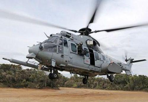 Pháp hiện đại hóa phi đội trực thăng bằng phương án thuê