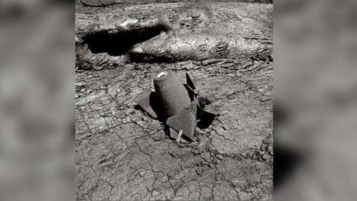Phát hiện 2 quả bom trong kế hoạch dội bom dập núi lửa của Mỹ