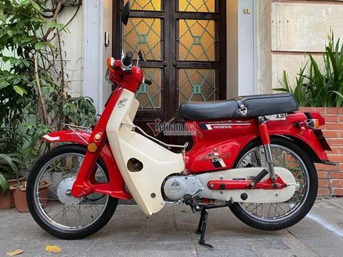 Honda 'DD đỏ' 1987 niềm mơ ước một thời, giá 200 triệu