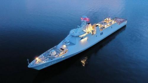 Khinh hạm SIGMA 10514 PKR thứ hai của Indonesia hoàn thành thử nghiệm