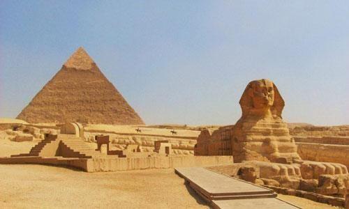 Đại kim tự tháp Giza: Những chuyện chưa kể