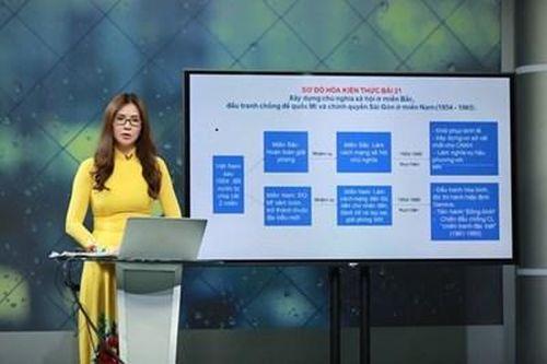Hà Nội thông báo lịch học chi tiết trên truyền hình từ lớp 4 - 12