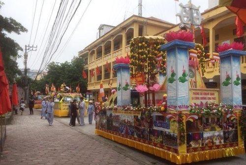 Khuyến cáo không tập trung đông người trong lễ Phật đản
