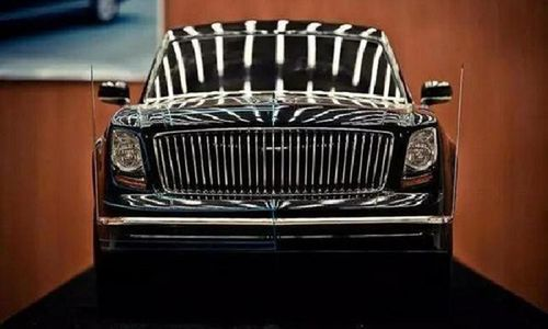 Xe sang nội địa Trung Quốc - Hồng Kỳ L4 từ 4,9 tỷ đồng