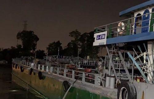 Cháy tàu chở xăng dầu, 3 người tử vong