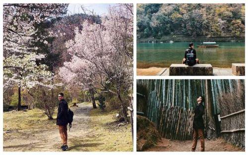 Nối gót chàng trai Hà thành, ngắm trọn Nhật Bản với hoa anh đào đẹp như cõi mơ