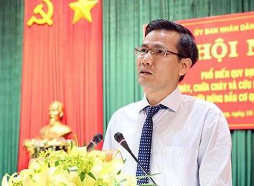 Ông Cao Huy làm Phó chủ nhiệm Văn phòng Chính phủ