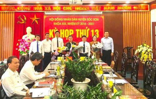 Sóc Sơn có tân Phó Chủ tịch UBND huyện