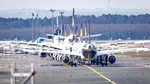 Khủng hoảng bãi đậu máy bay