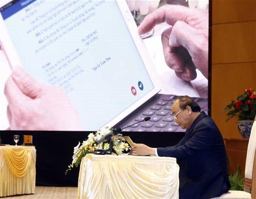 Kế hoạch hoạt động của Ủy ban Quốc gia về Chính phủ điện tử năm 2020