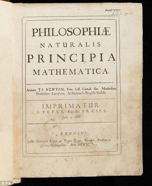Bản thảo viết tay toán học đầu tiên của Isaac Newton có gì đặc biệt?