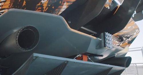 Lộ diện siêu xe Lamborghini mới với động cơ V12 818 mã lực
