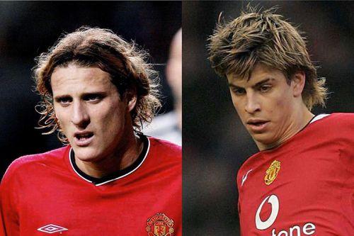Pique, Forlan và những cầu thủ tỏa sáng sau khi rời Man United