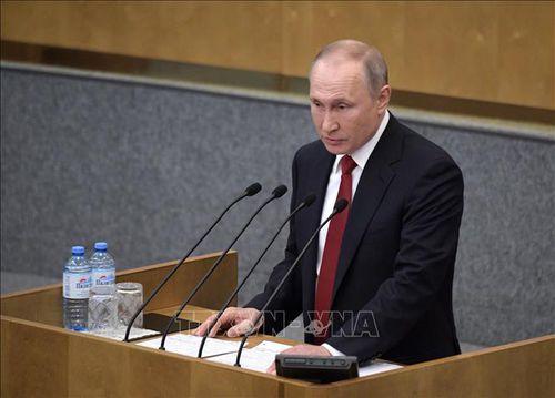Dịch COVID-19: Dư luận Nga đánh giá tích cực phát biểu của Tổng thống Vldimir Putin