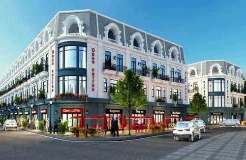 Hải Thành được chỉ định làm dự án shophouse 890 tỷ đồng ở Quảng Bình