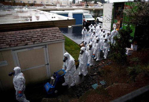 Nơi tưởng như an toàn trở thành 'quả bom lây nhiễm' ở Mỹ