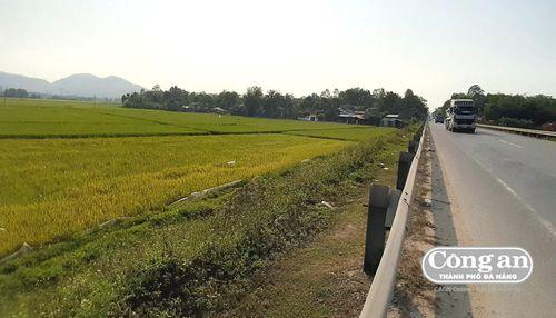 Đoạn cuối dự án cao tốc La Sơn - Túy Loan vẫn 'dẫm chân tại chỗ'