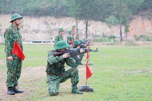Trung đoàn 244: Kiểm tra bắn đạn thật bảo đảm an toàn tuyệt đối
