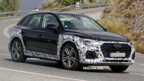Audi Q5 Sportback 2020 sẽ được trình làng vào cuối năm nay