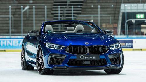 BMW M8 hóa siêu xe khi qua tay hãng độ G-Power