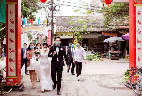 Thực hiện nếp sống văn minh trong việc cưới: Chung tay cùng chiến thắng 'giặc Covid-19'