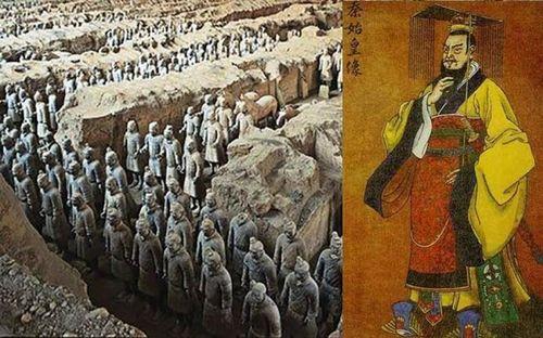 Lăng mộ Tần Thủy Hoàng là nơi cất giấu kho báu của nhà Tần?
